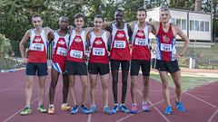 Gruppo m.800: Antonino Marino, Mamadou Barkinden Diallo, Andrea Virgili, Fausto Marino, Ndiaga Dieng, Claudio Cammertoni, Andrea Ciferri