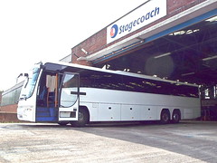 OVK902 (47604) Tags: ovk902 snowdon coaches coach bus rugby peterlee stagecoach depot