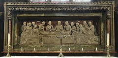 [52189] St Clement, York : Reredos (Budby) Tags: york northyorkshire church victorian clementhorpe scarcroftroad altar reredos