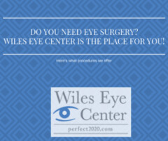Treatments and Procedures We Offer (wileseyecenter) Tags: