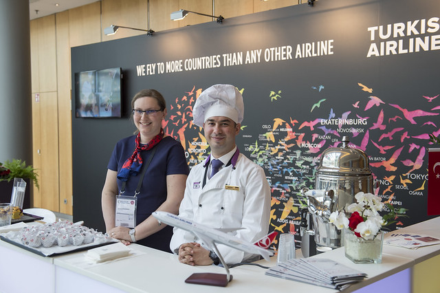 Turkish Airlines treats