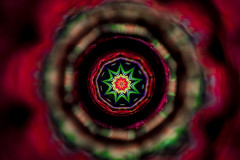 BF9I2213 (mertensphotos) Tags: glass kaleidoscope knickerbocker glory hippy psychedlic canon 1dx mkii 100mm f28 l lens macro daily assignment