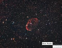 NGC 6888 Neb Cresciente (reneriedler) Tags: ngc6888 nebulositycrescent nebulosacresciente deepsky sternennebel nightsky cieloprofundo