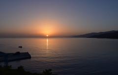 Ανατολή του ήλιου στον Αρμενιστή - Sunrise in Armenistis (Νίκος Αλμπανόπουλος) Tags: ikaria ικαρία