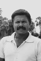 Tamul farmer in Rugam (JulienLec) Tags: srilanka rugam batticaloa chenkkalady farmer tamul portrait people