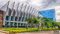 Iloilo Convention Center (tlchua99) Tags: iloilo convention center richmonde hotel business park airport hdr