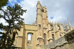 Cathédrale de Narbonne (RarOiseau) Tags: cathédrale narbonne aude occitanie époquemédiévale eu