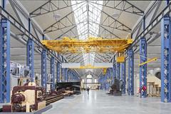 Les Capucins à Brest (kerjoly) Tags: brest capucins batiment architecture métal bretagne france