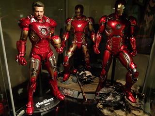 Iron Man Marks