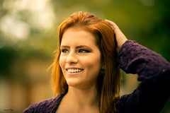 RITA (PEQUENAS LEMBRANÇAS) Tags: modelo mulher woman moda retrato primopiano rosto face sorriso soriso felicidade nikon fashion