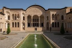 House Tabatabei (pleymalex) Tags: iran house old abbasi tabatabei kashan desert sun