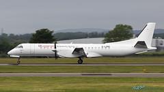 G-LGNO Saab 2000 Loganair (kw2p) Tags: aircraft airlineoperator airport aviation egpf glgno loganair saab saab2000 airline aeroplane airplane kw2p gaaec glasgowairport egpfgla scotland