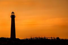 Lighthouse Landscape 3-0 F LR 6-16-17 J245 (sunspotimages) Tags: landscape lighthouses lighthouse sunrisesunset sunsetssunrises sunset sunrise seascape capemay newjersey nj capemaynewjersey