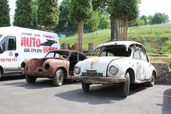 Tatra T600 wreck (MilanWH) Tags: autovrakoviště scrapyard czech rust épave tatra t600