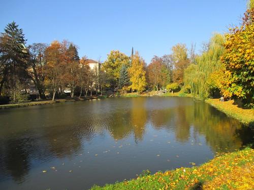 Rybník Obora