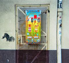 winter (giulia lago) Tags: disposable seasons stagioni usaegetta winter berlin art atm kunstautomat streetart
