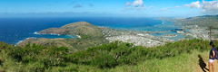 Koko Head Panorama (dev2r) Tags: kokohead oahu hawaii