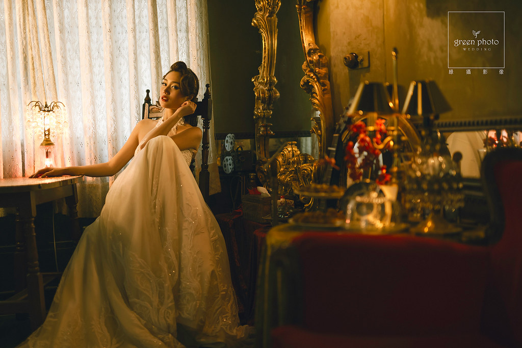 NIK_6793,[自主婚紗] Kevin&庭兒 婚紗照@復古婚紗