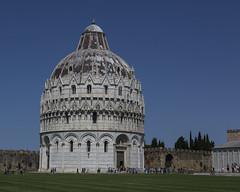 Baptisterio de Pisa (por agustinruizmorilla) Tags: pisa baptisterio italia monument monumento wonder world morilla ruiz agustin