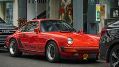 Yorkville Exotic Car Show 2017 (chaozbanditfoto) Tags: toronto ontario canada porsche 911 930 carrera 911carrera