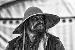 IMGP0651.jpg (douglasjarvis995) Tags: portrait music musician face blackwhite monochrome medieval fair tatton park nationaltrust ngc pentaxart
