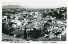 Κάρτ ποστάλ της Λιβαδειάς της δεκαετίας του 1950 (Giannis Giannakitsas) Tags: λιβαδεια livadia livadeia βοιωτια greece grece griechenland viotia boeotia lebadeia λειβαδεια