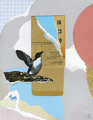 see bird (fly away) (argyle plaids) Tags: handmadecollage collage analogcollage handmadeart collageart papercollage paperart seattleartist cutandpaste collageartist collages collageonpaper paperartist papercraft papercutart modernart art artwork contemporaryart hifrictose cexpo graphicart design graphicdesign argyleplaids abstract abstractart juxtapoz abstraction abstractexpressionism abstractexpressionist abstractartist abstractartwork abstractcollage fineart bird seabird penguin flapping flap flight fly perch vintage vintagepaper envelope rippedpaper tornpaper ripped rip torn gifc gotitforcheap