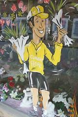 Tour de France window 4 (notFlunky) Tags: dordogne france lot aquitaine holiday south west la vezier sarlat montignac