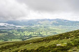 Skiddaw - Lake District - UK