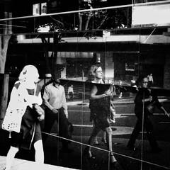 Brisbane 2017-1 (michelle-robinson.com) Tags: 4tografie everyday xt10 street blackandwhitephotography bw monochrome streetphotography snapseed australia life blackandwhite photography michellerobinson fujifilm streetlife people michmutters reflection cityliving city officerush urban