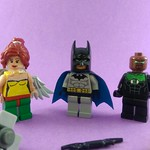 Justice League: Hawkgirl, Batman, and John Stewart thumbnail