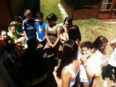 Día 3 . Conversaciones grupales