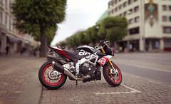 #Be A Racer (Edd Noble) Tags: bokeh bokehpanorama brenizermethod bokehrama bokehpano gothenburg göteborg sweden scandinavia bike motorbike motorcycle racer microsoftice