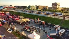 """Nederlandse Spoorwegen 2xSLT +""""Jordaan Festival Lelystad-Centrum"""
