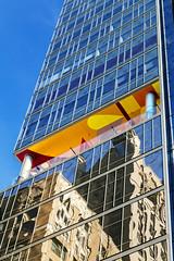 Orange Appeal (rjseg1) Tags: rehabilitation chicago architecture