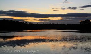 Saltmills Sunset