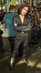 ComicCon2017 (San7z) Tags: cosplay gamora guardians galaxy marvel lego batman bane dc comics jamie lanister nikolaj costerwaldau game thrones ghost busters catwoman yasuo illaoi fiora nidalee league legends lol addams family arrow the robocop wonder woman ivy poison sheldon miku jason eleven stranger things sword art online wolverine master chief halo final fantasy pay day fifth element shen