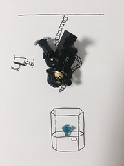 보석도둑과 드로잉 (규석변) Tags: chief drawing lego 드로잉 레고