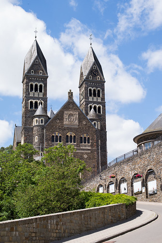 Church of Clervaux, Luxembourg
