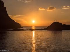 Second Valley Sunset (ozipital) Tags: secondvalley southaustralia seaside sunset fleurieupeninsula