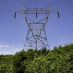Pylon 183, 115 kV Powerline, Kanata Ontario thumbnail