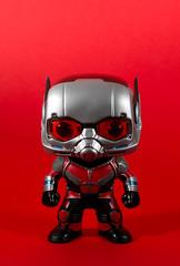 1DX_0608 (felt_tip_felon®) Tags: funko pop vinyl collectable figure toy model character antman giantman batgirl crossbones c3po starwars marvel dc