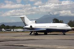 VP-BAP Boeing 727-21(RE)(WL) Malibu Consulting Corporation (pslg05896) Tags: vpbap boeing727 malibuconsulting gua mggt guatemalacity laaurora