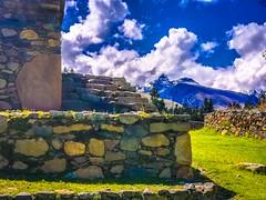 A look at the ruins outside Huarez called Wilkawain.