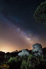 Vía Lactea 2 desde Montera del Torero (PictureJem) Tags: víalácteanoche cielo nocturna naturaleza landscape