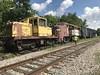 Tygart Run - Belington WV - GE 45-ton Diesel and Alco FA (primemover88) Tags: speeder railcar excursion nbelington narcoa elkins wv west virginia durbin greenbrier valley railroad