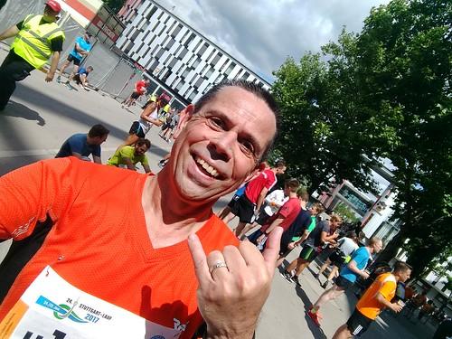 Angekommen! Halbmarathons des Stuttgartlaufs 2017