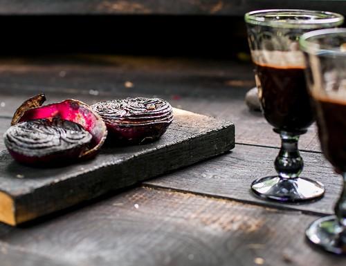 Pique-niques au Moulin Jaune by Nastya Ivanova