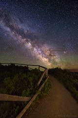 "Pathway to Heaven (IronRodArt - Royce Bair (""Star Shooter"")) Tags: milkyway tetons grandtetonnationalpark path pathway heaven heavens starrynightsky starrynight signalmountain signalmountainsummit"
