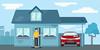 Toyota: O Azarado - cena 02 (Works by Issao Bazolli) Tags: digital vetor vector toyota pinturaexpressa illustration ilustração art desenho characters